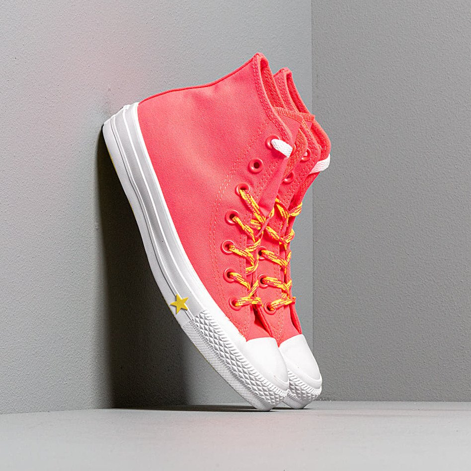 Converse Chuck Taylor All Star Racer Pink/ Fresh Yellow/ White EUR 37