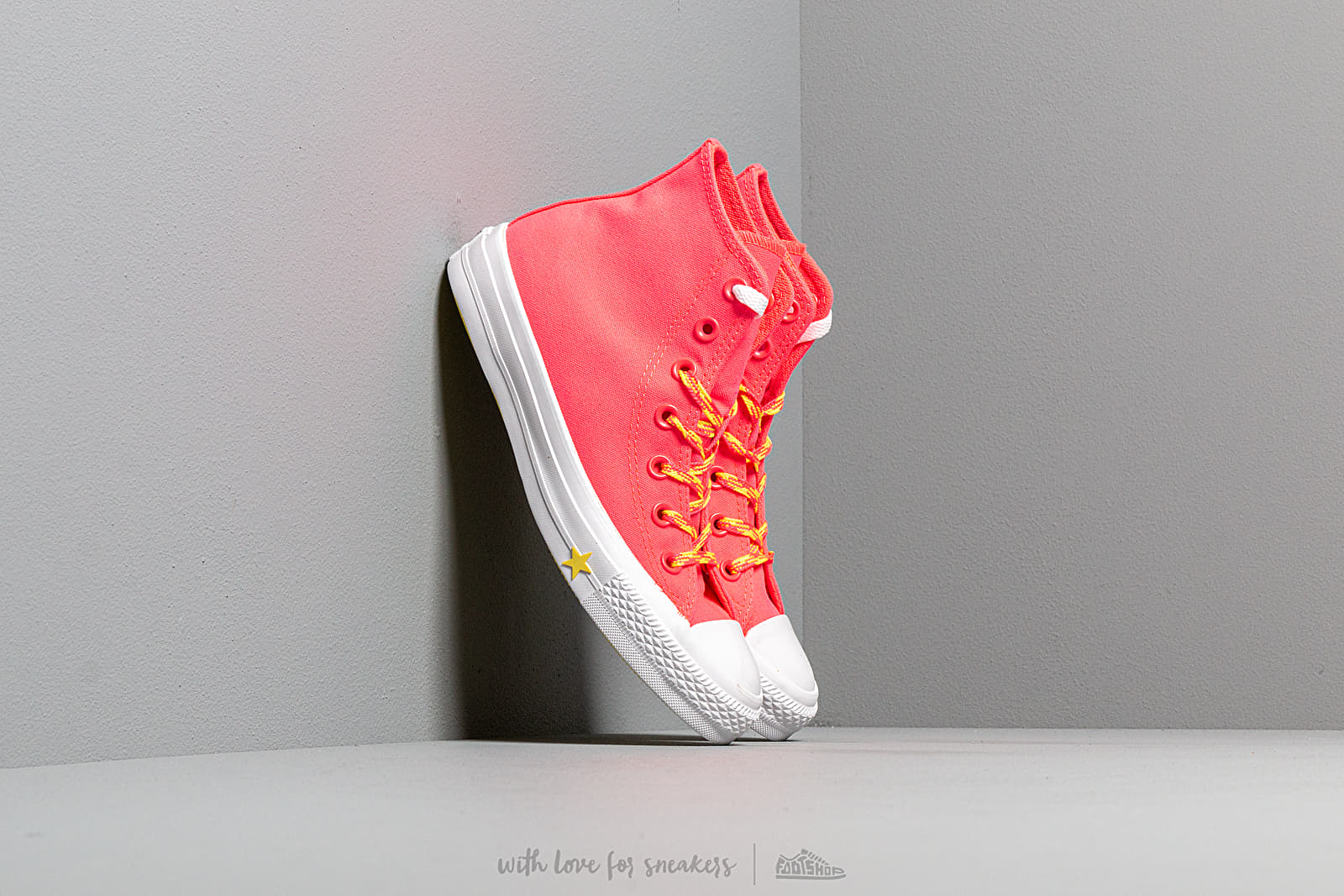 Converse Chuck Taylor All Star Racer Pink/ Fresh Yellow/ White at a great price 77 € buy at Footshop