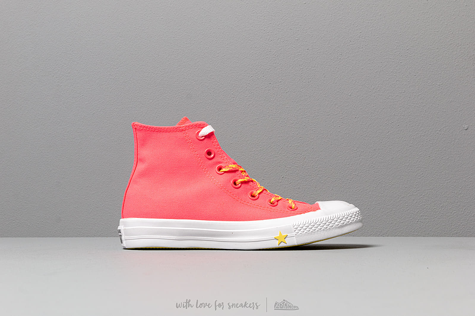 03f465dfe7338 Converse Chuck Taylor All Star Racer Pink/ Fresh Yellow/ White W super  cenie 354