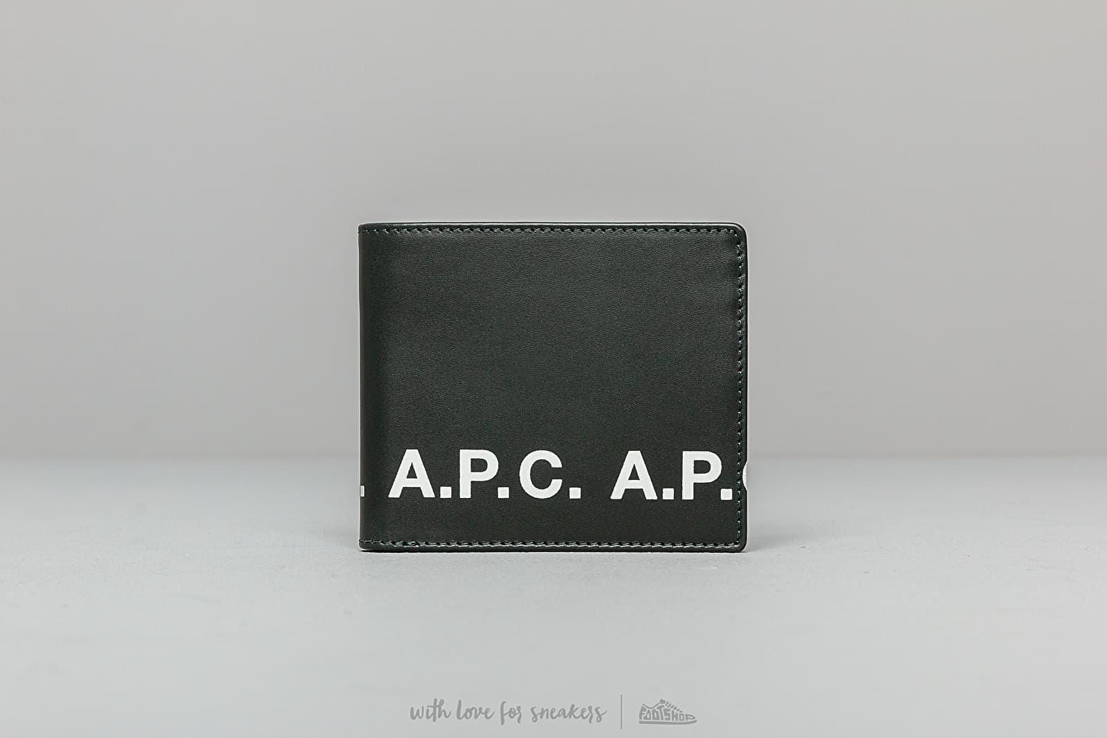 A,P.C. Aly Wallet Black za skvělou cenu 3 890 Kč koupíte na Footshop.cz