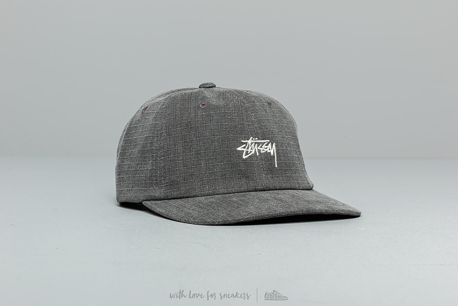 Stüssy Washed Ripstop Low Pro