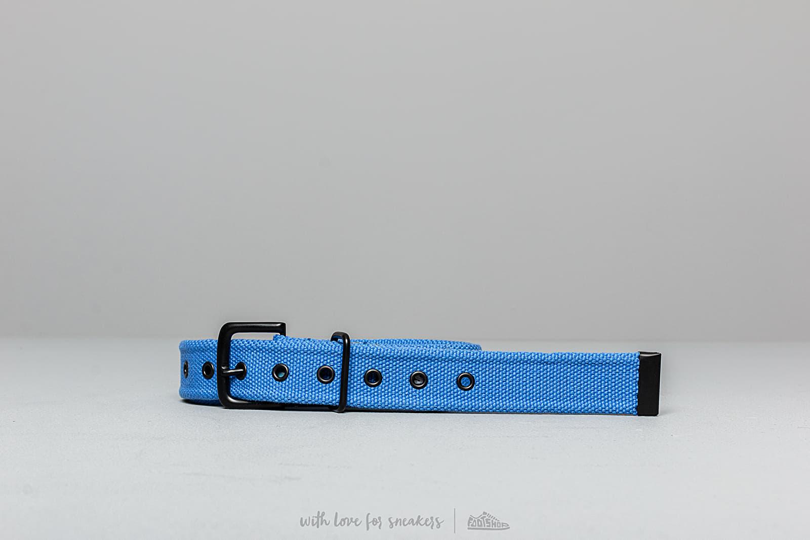 Stüssy Woven Army Belt Blue za skvělou cenu 1 040 Kč koupíte na Footshop.cz