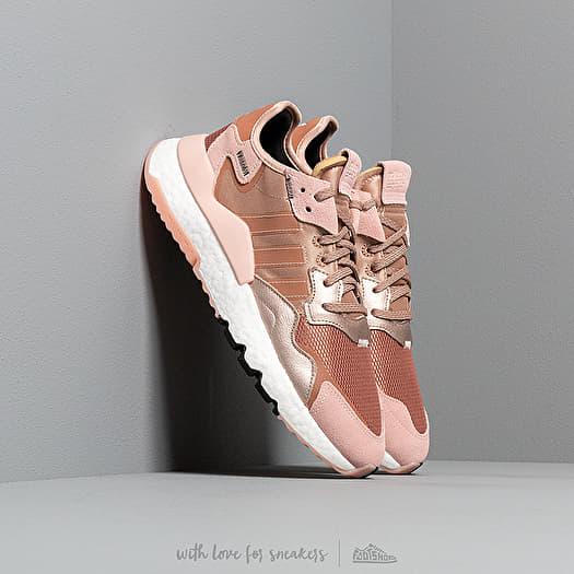 adidas nite jogger w rose gold
