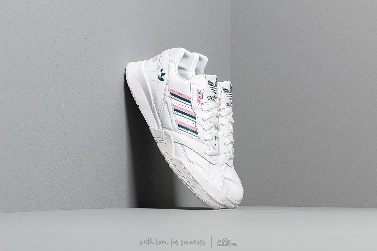 adidas A.R. Trainer W Ftw White/ True Pink/ Tech Mint nagyszerű árakon 31 362 Ft vásárolj a Footshopban