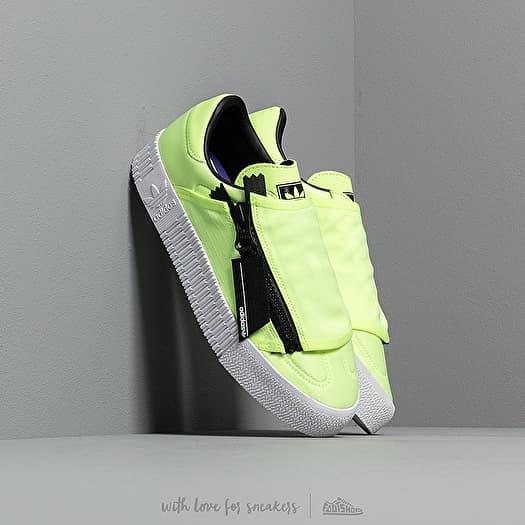 Women's shoes adidas Sambarose Zip W Hi