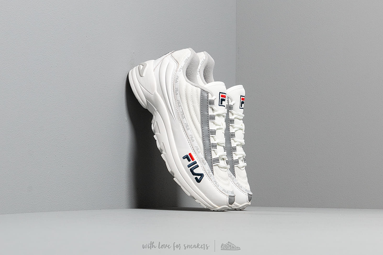 Fila FSTR97 Wmn White at a great price 106 € buy at Footshop