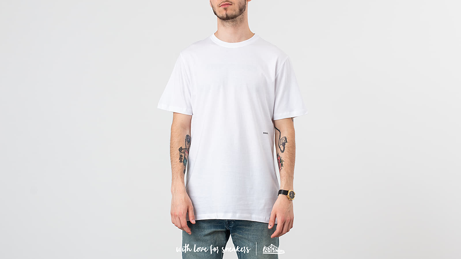 Soulland Logic Coffey Tee