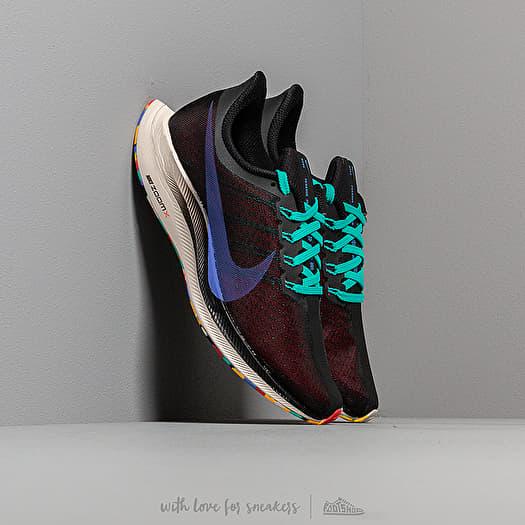 Nike W Zoom Pegasus 35 Turbo Black Sapphire Hyper Jade Ember Glow