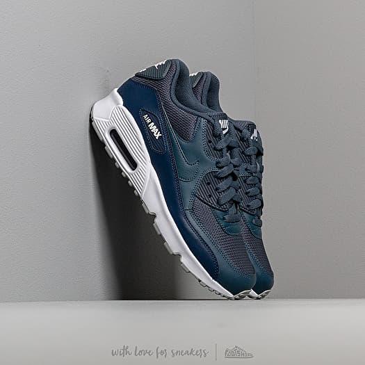 Nike W Air Max 720 Metallic Silver Midnight Navy | Footshop