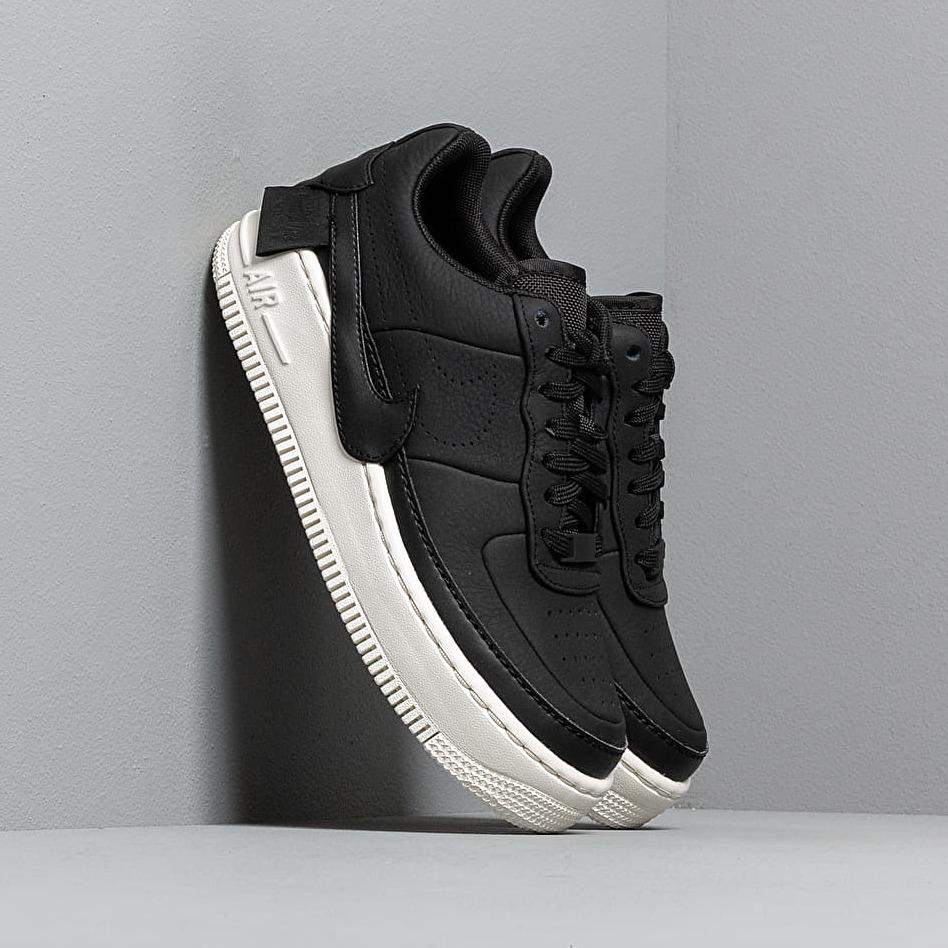Nike W Air Force 1 Jester Xx Premium Black/ Black-Sail EUR 38.5