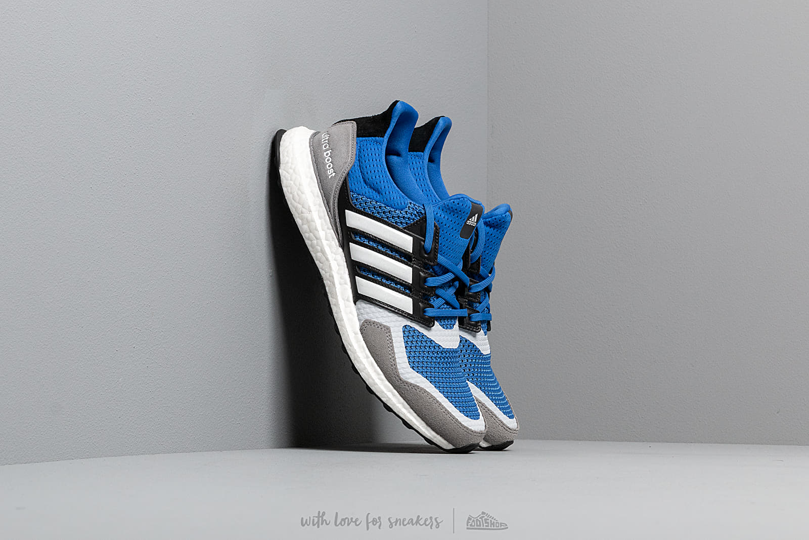 adidas UltraBOOST S&L m Blue/ Ftw White/ Grey Three at a great price 176 € buy at Footshop