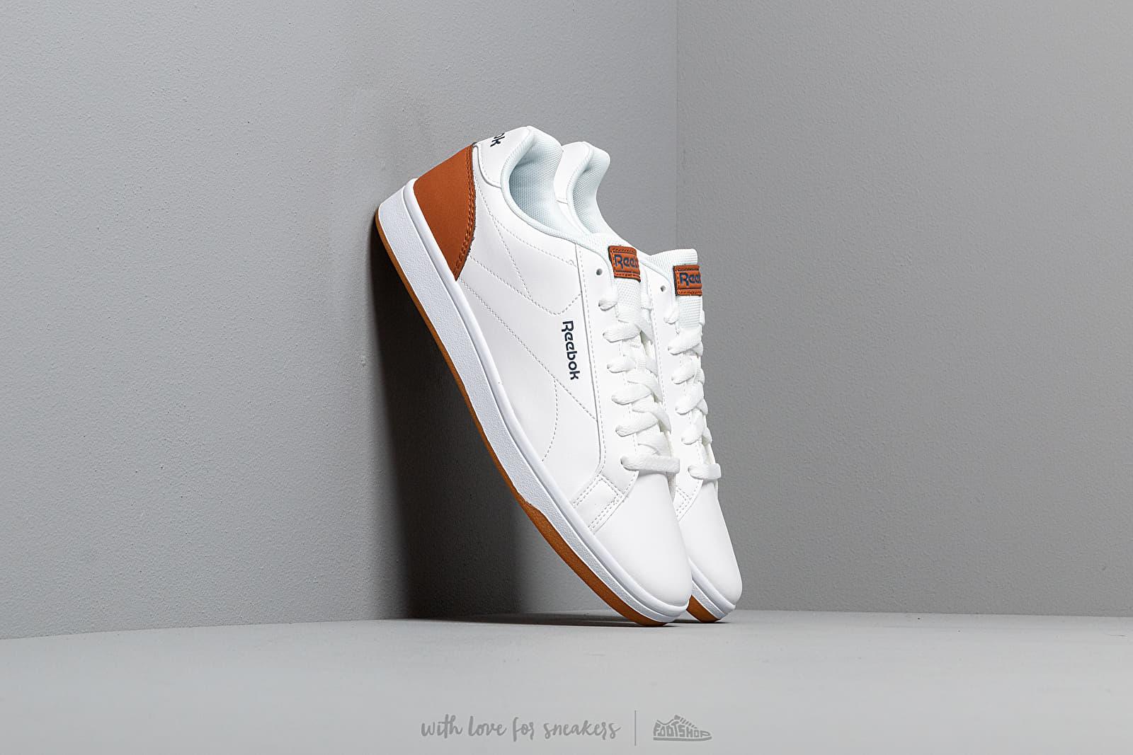 Reebok Royal Complete Cln White/ Brown/ Navy/ Gum za skvelú cenu 46 € kúpite na Footshop.sk