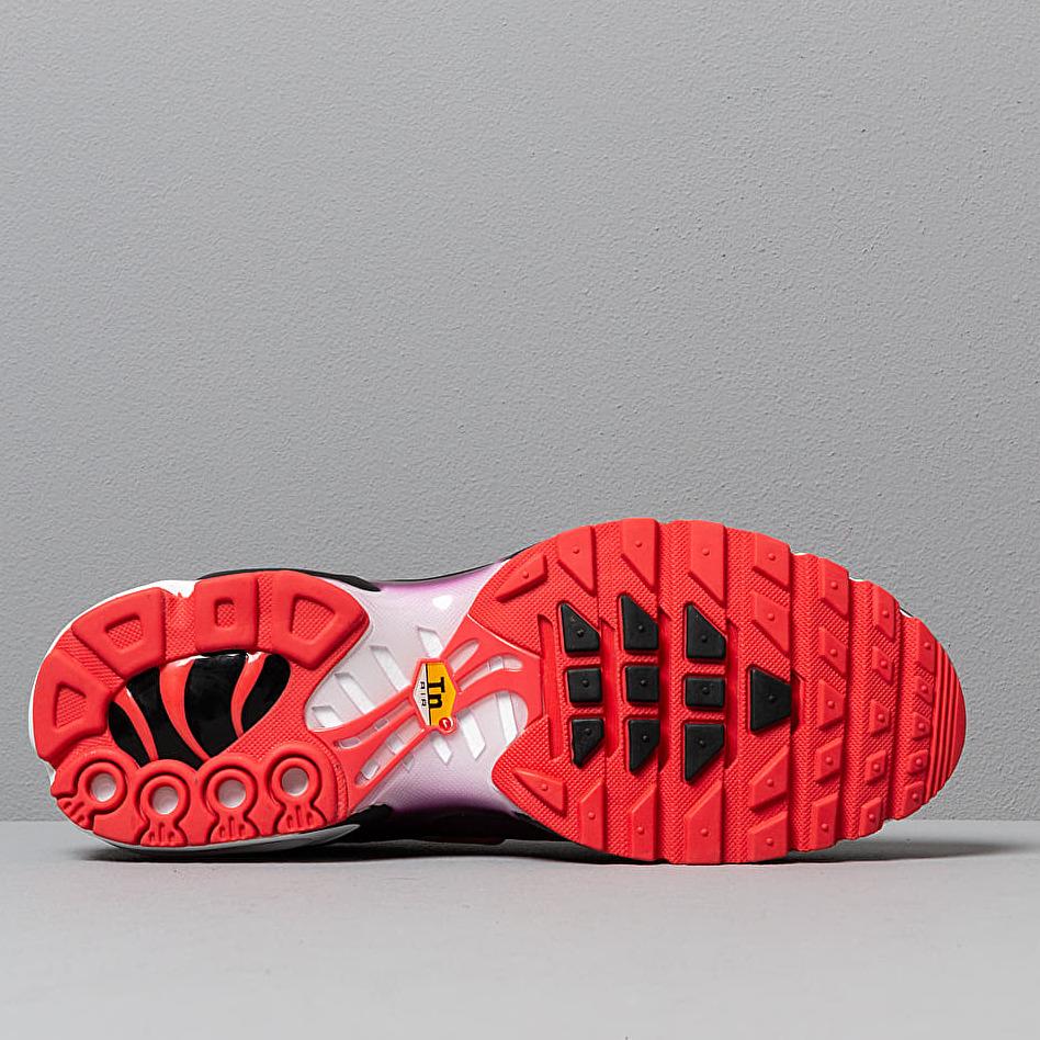 Nike Wmns Air Max Plus White/ Ember Glow-Bordeaux