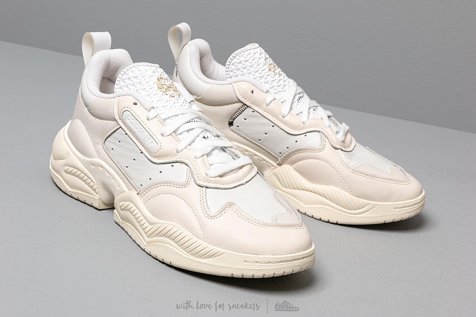 adidas Supercourt Rx Ftw White Ftw White Off White | Footshop