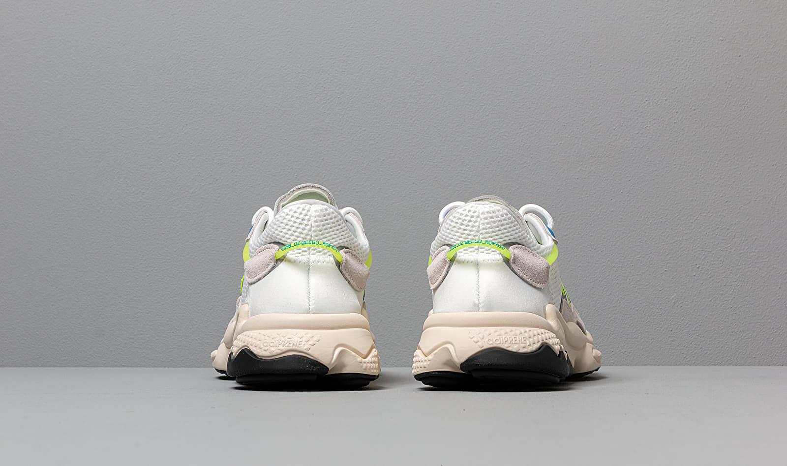 adidas Ozweego Ftw White/ Grey One/ Solar Yellow