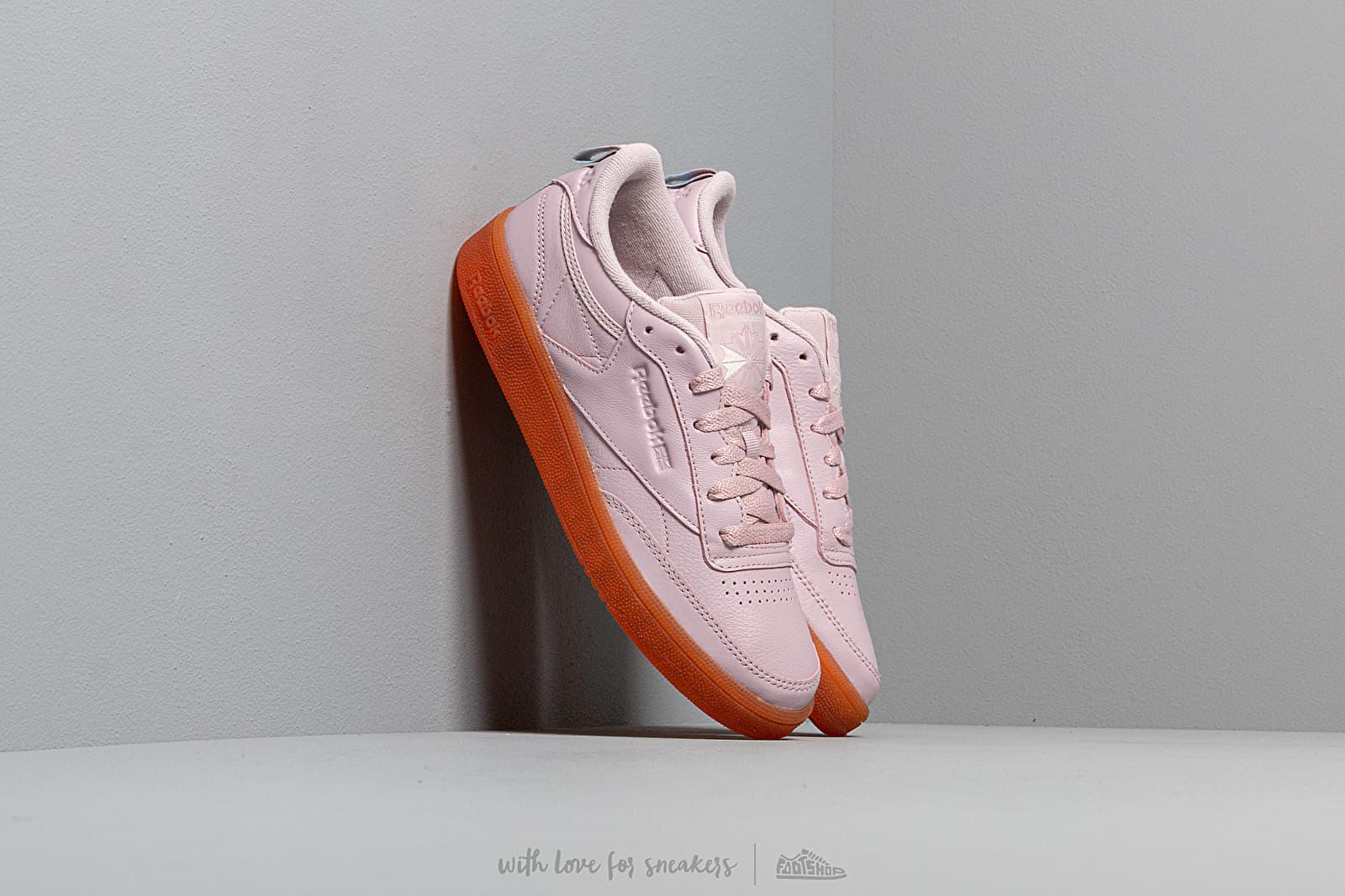 Women's shoes Reebok Club C 85 Ashen Lilac/ Chalk