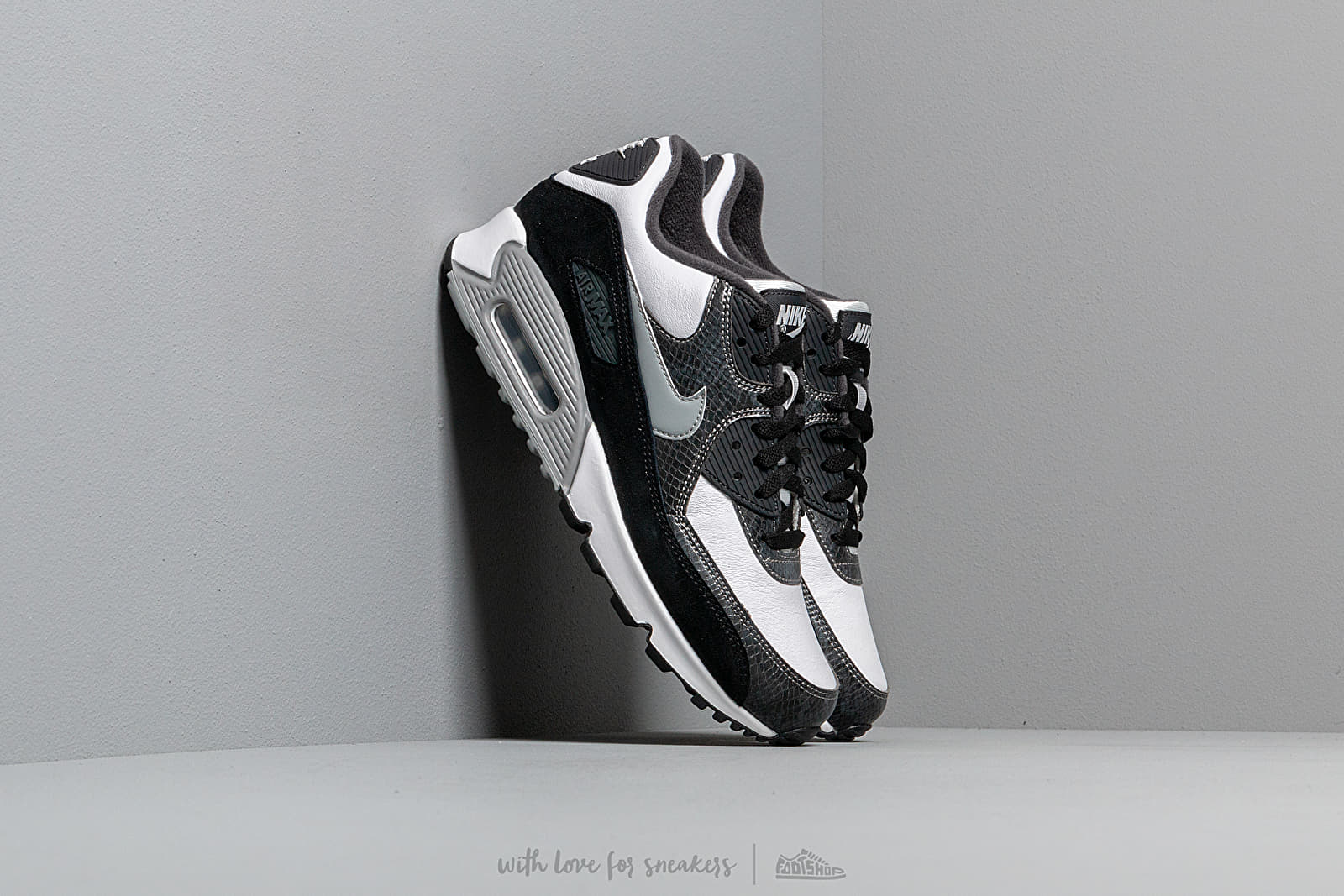 Nike Air Max 90 Qs White/ Particle Grey-Anthracite at a great price 132 € buy at Footshop