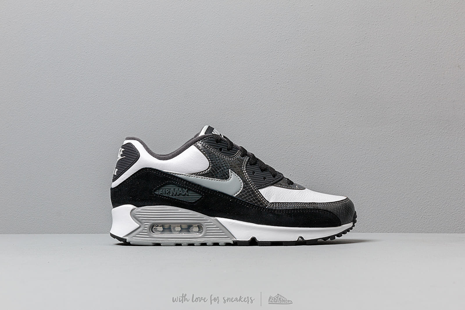 e85dd1b225aab Nike Air Max 90 Qs White/ Particle Grey-Anthracite at a great price £