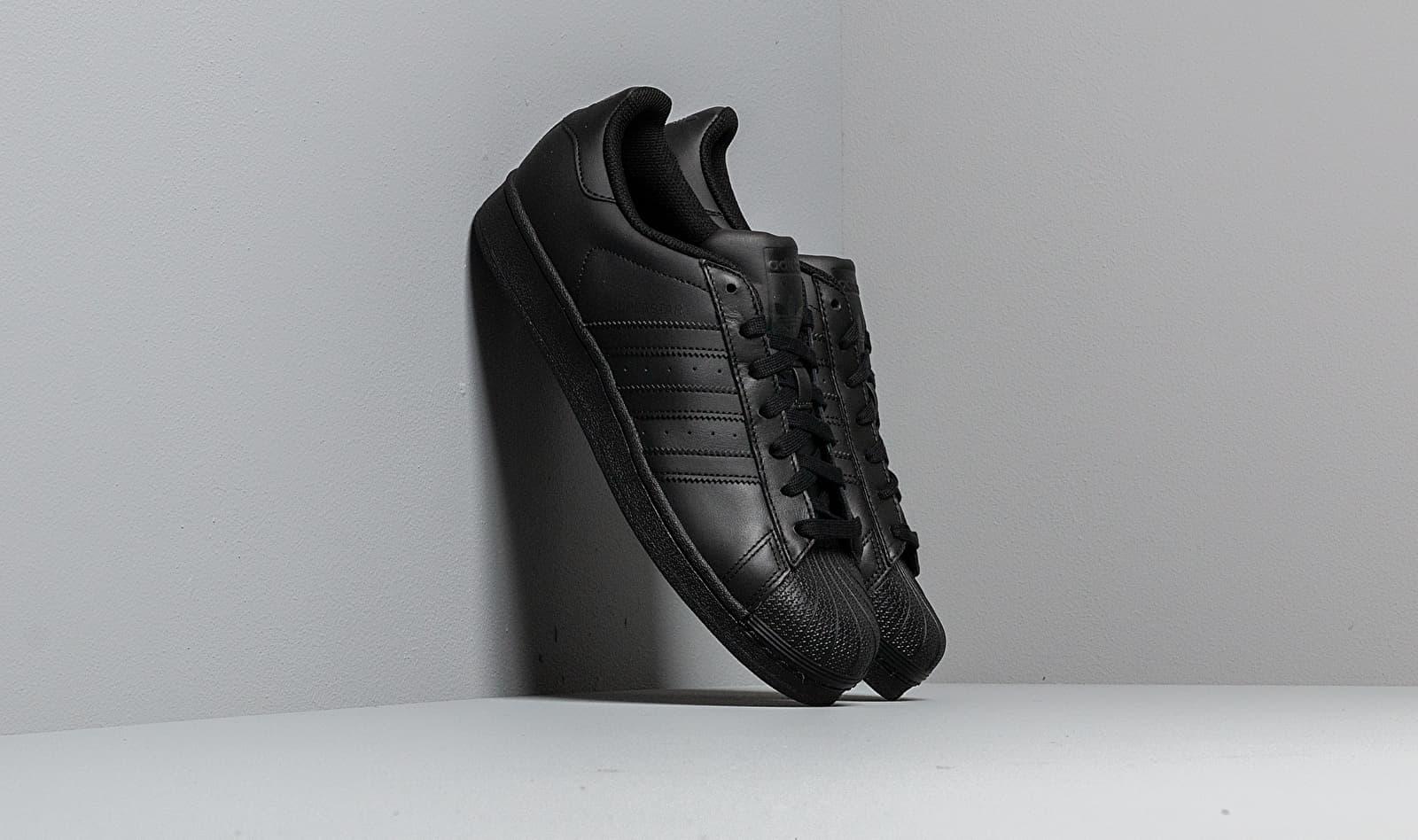 adidas Superstar Core Black/ Core Black/ Core Black EUR 44