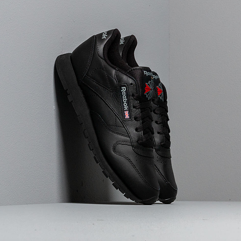 Reebok W Classic Leather Black EUR 37.5
