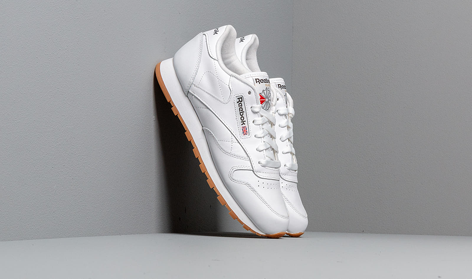Reebok Classic Leather White/ Gum EUR 44