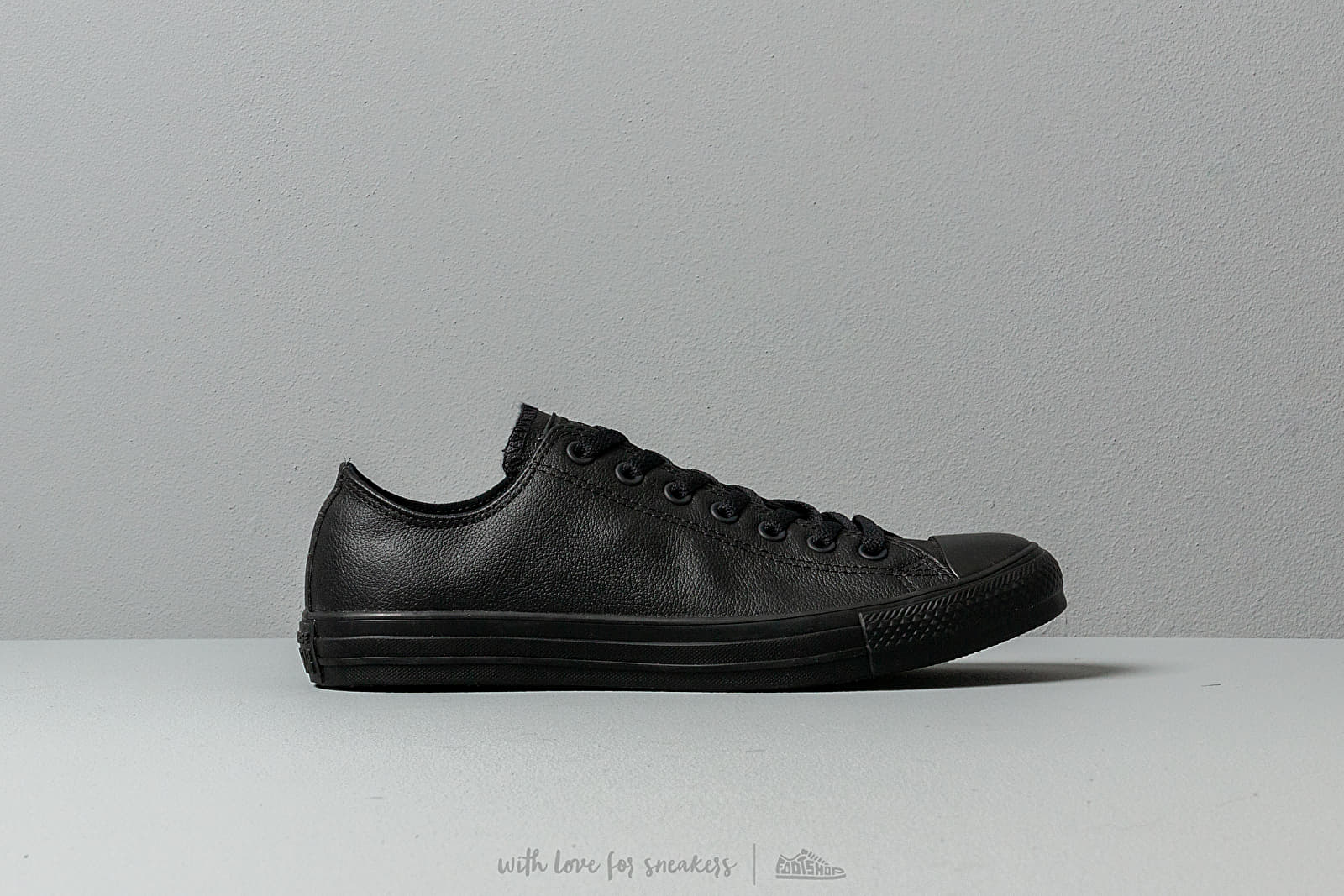3a4086d81e6 Converse Chuck Taylor All Star OX Black Mono at a great price £70 buy at