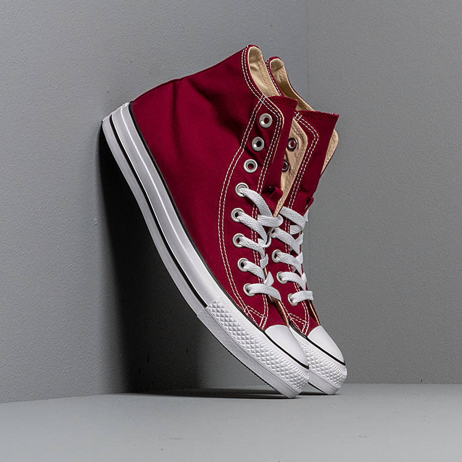 Converse All Star Hi Maroon EUR 44