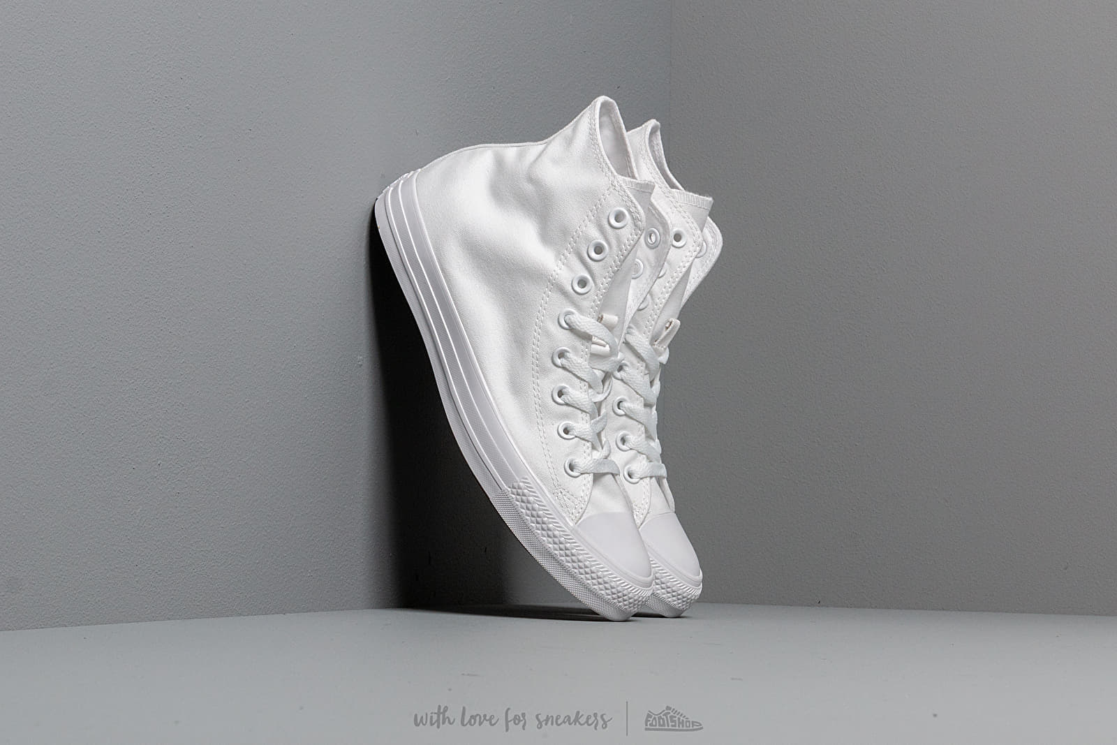 Women's shoes Converse CT As Sp Hi White/White