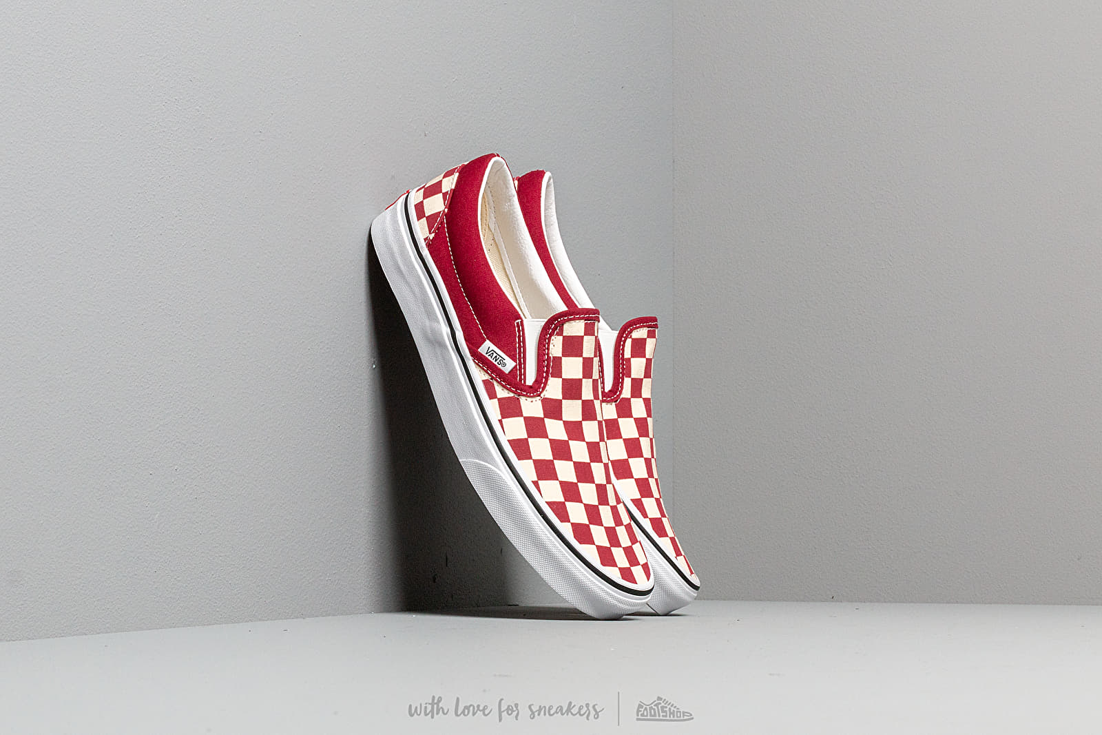 Vans Classic Slip-On (Checkerboardard)