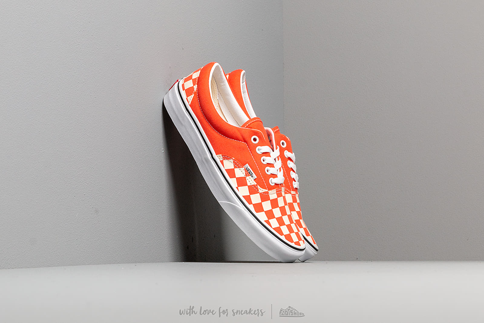 Vans Era (Checkerboardard) Emberglow at a great price $73 buy at Footshop