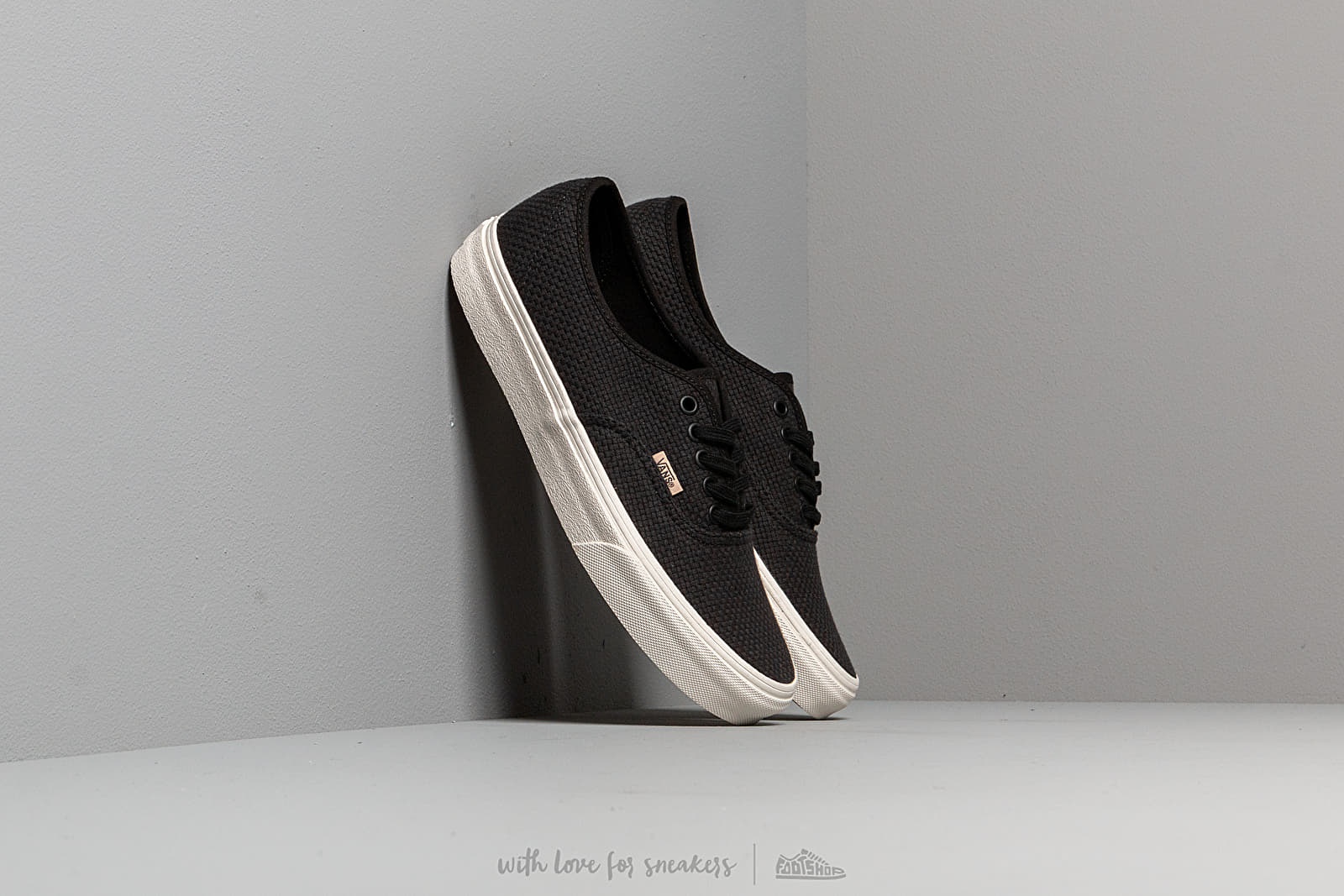 Vans Authentic (Woven Check) Black/ Snow at a great price $73 buy at Footshop