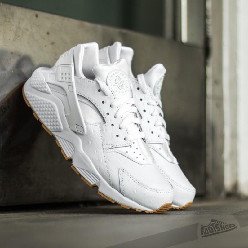 ab4a1508e8e9a Nike Air Huarache Run PA White  Gum Light Brown