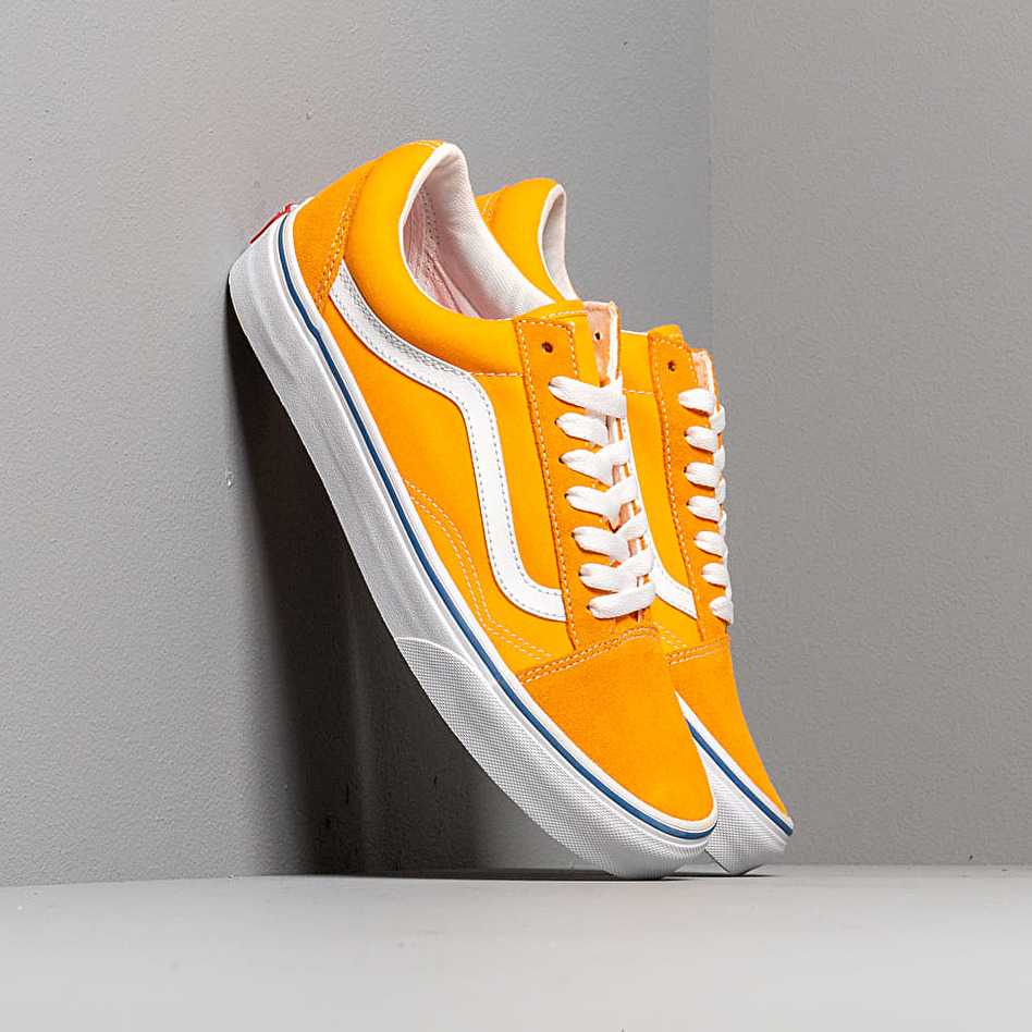 Vans Old Skool (Suede/ Canvas) Zinnia/ True White EUR 42