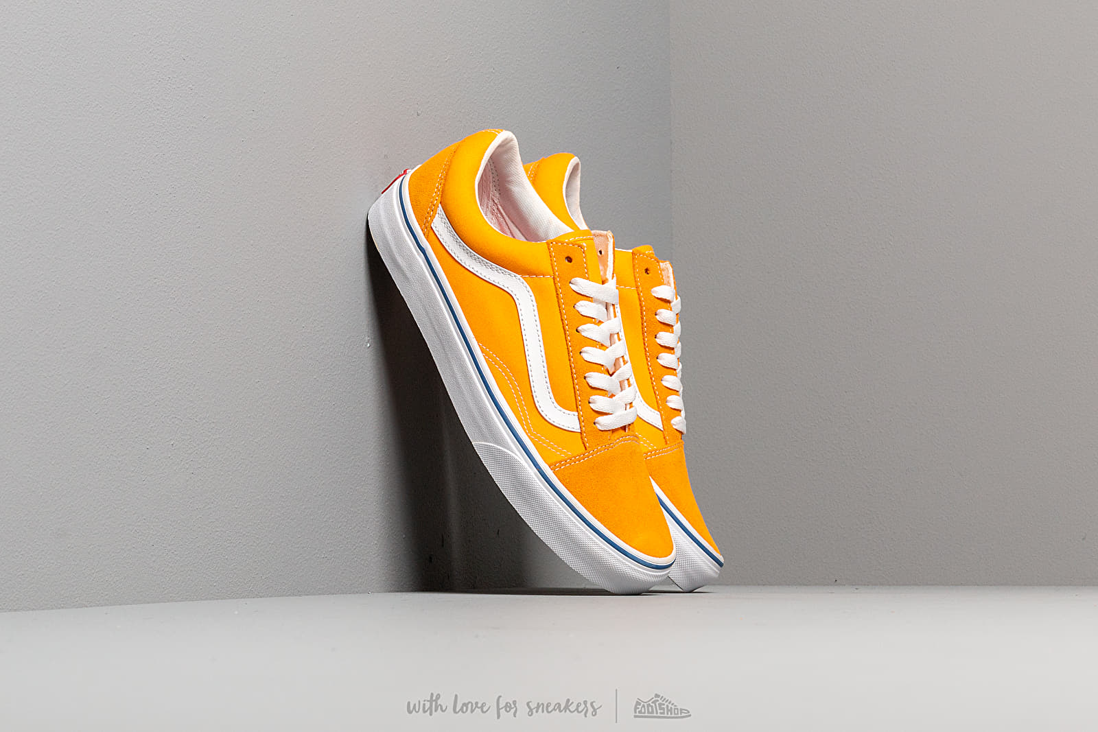 Vans Old Skool (Suede/ Canvas)