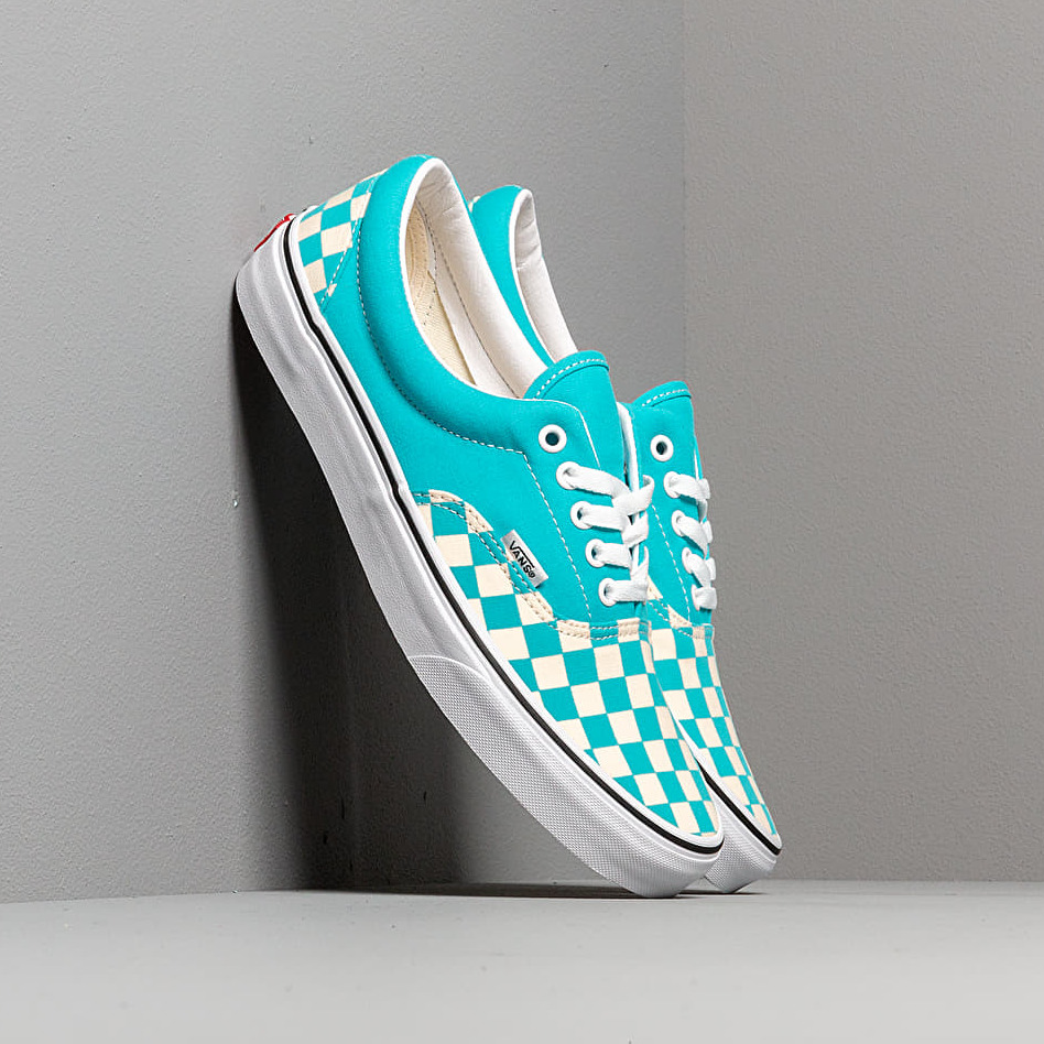 Vans Era (Checkerboardard) Scuba Blue EUR 38.5
