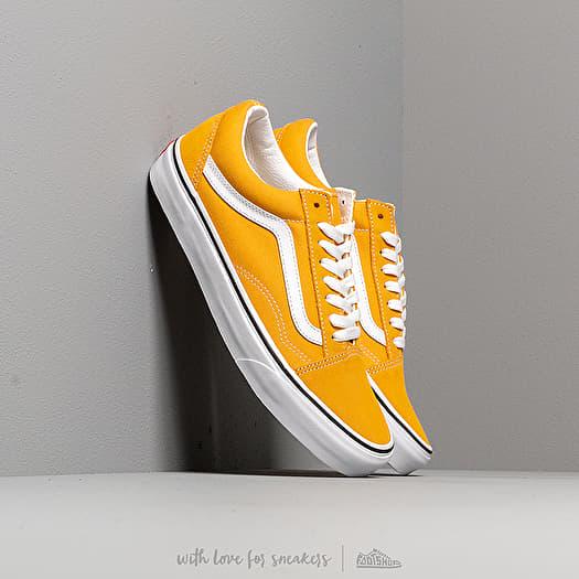 Men's shoes Vans Old Skool Yolk Yellow
