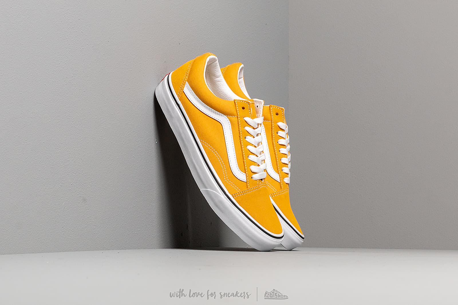 Vans Old Skool Yolk Yellow/ True White za skvelú cenu 66 € kúpite na Footshop.sk