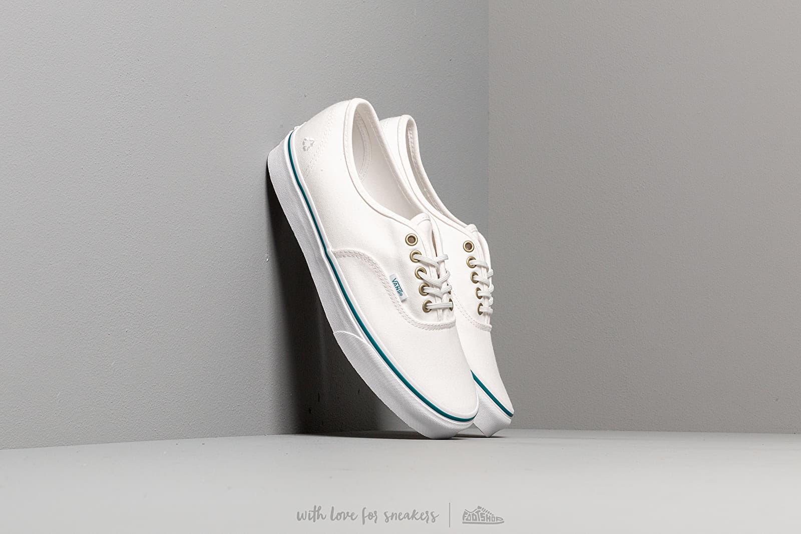 Men's shoes Vans Authentic (P.E.T.) True White/ Ocean