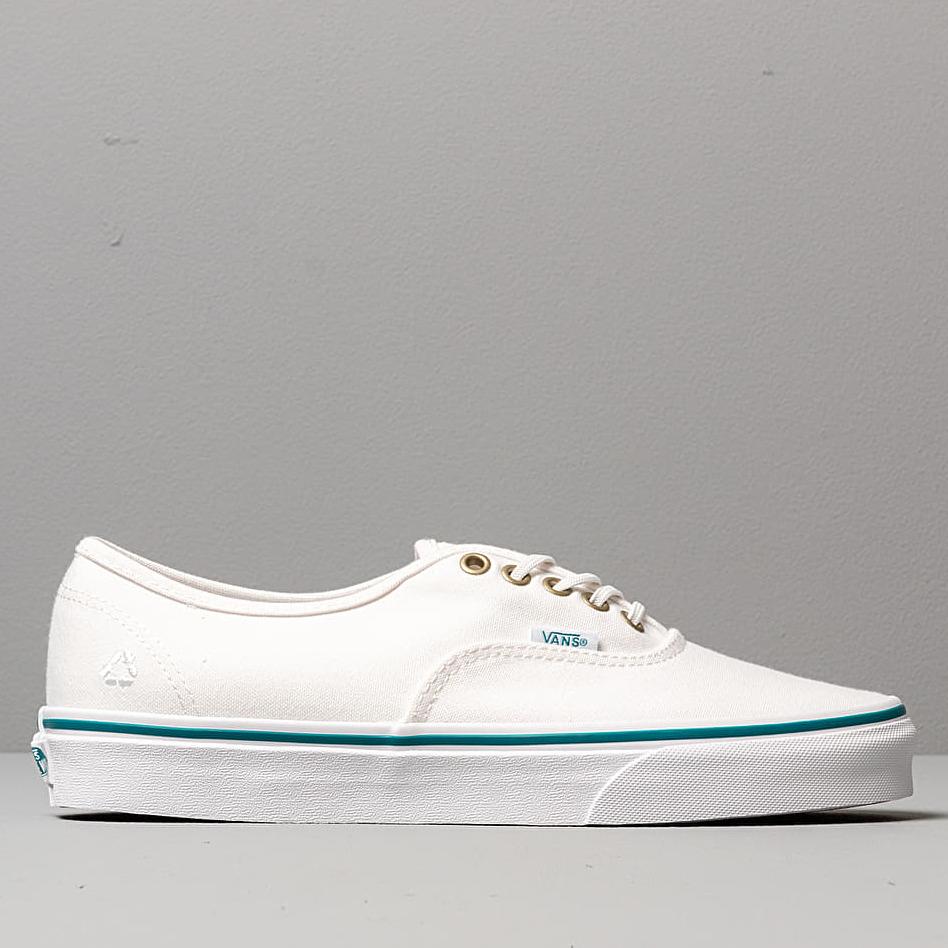 Vans Authentic (P.E.T.) True White/ Ocean