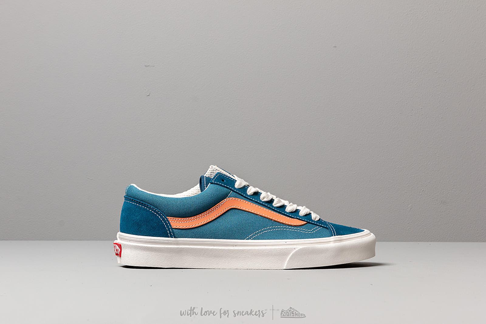 Vans Style 36 (Vintage Sport) Sailor Blue | Footshop