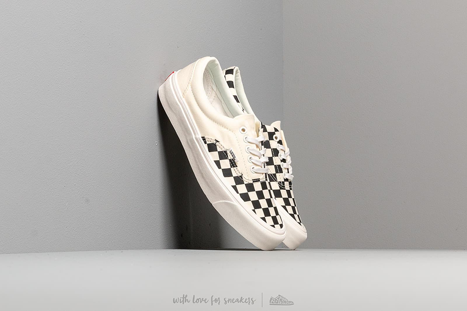 Vans Era CRFT (Podium) Checkerboardard/ Black at a great price $73 buy at Footshop