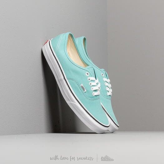 Sneaker Vans Vans Authentic Aqua Haze/ True White