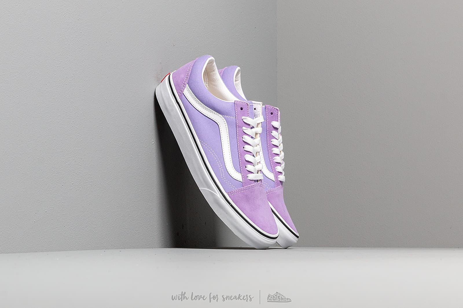 Vans Old Skool Violet Tulip/ True White at a great price $77 buy at Footshop