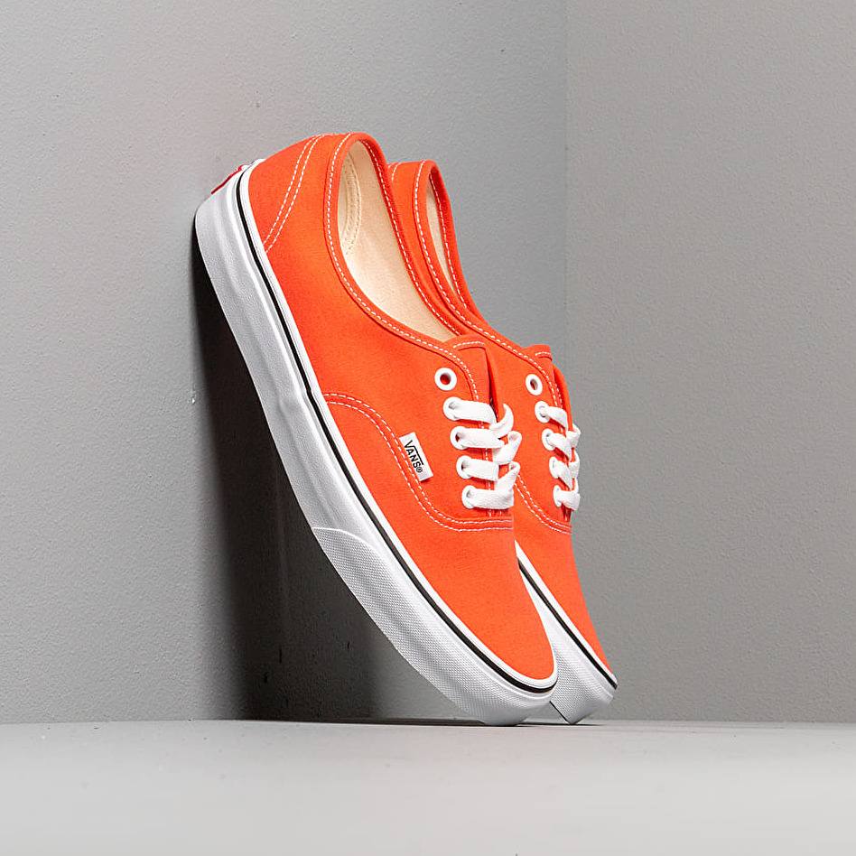 Vans Authentic Emberglow/ True White EUR 36.5