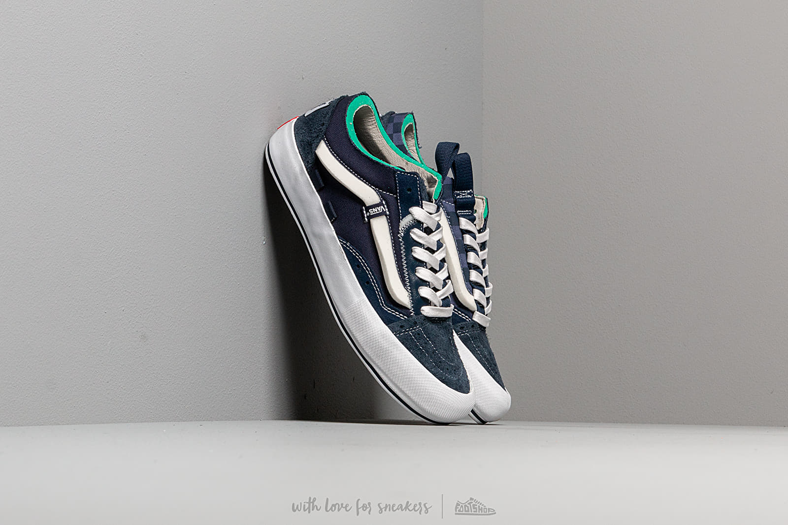 Vans Old Skool Cap Lx (Regrind)