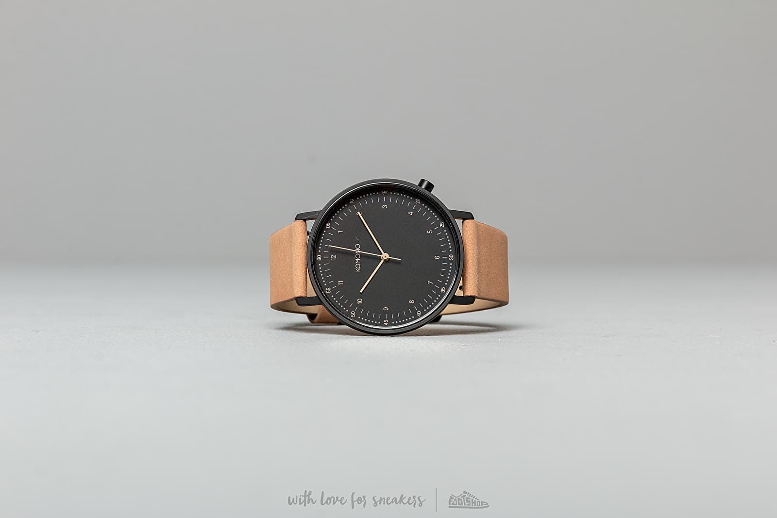 Watches Komono Lewis Watch Cobblestone