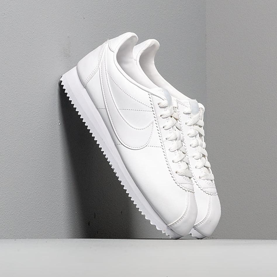 Nike Wmns Classic Cortez Leather White/ White EUR 38