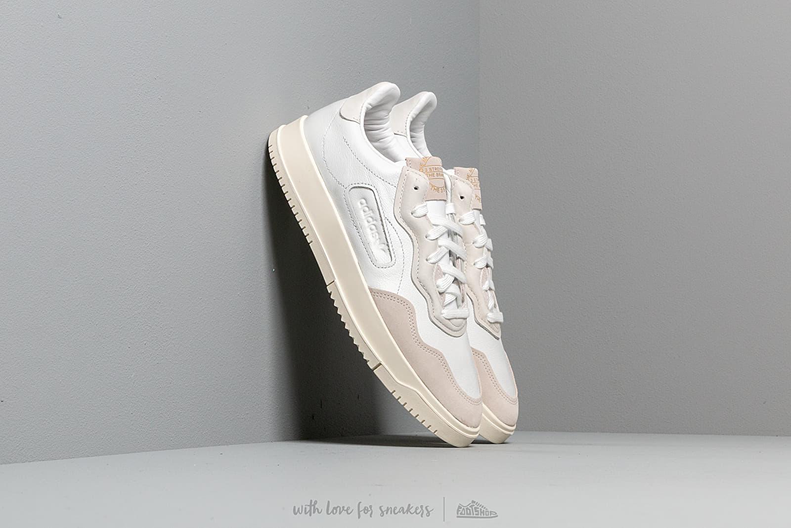 Чоловіче взуття adidas SC Premiere Crystal White/ Crystal White/ Core White