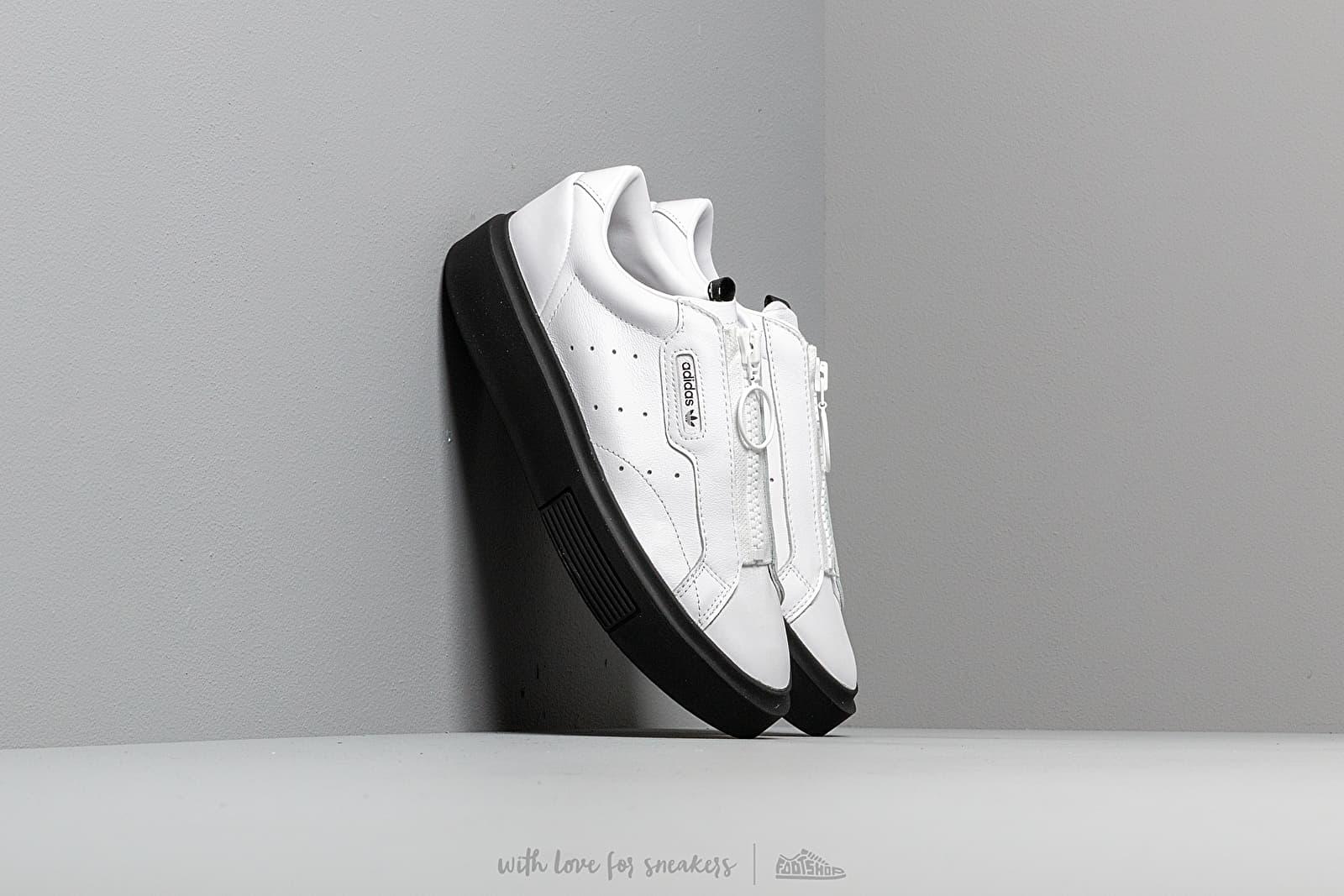 adidas Sleek Super W Ftw White Crystal White Core Black Női