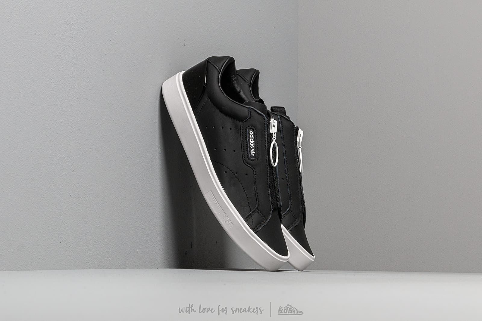 Ženske tenisice adidas Sleek Z W Core Black/ Core Black/ Crystal White
